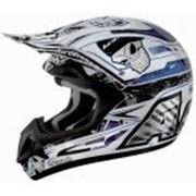Airoh Кроссовый шлем JUMPER MISTER X синий фото