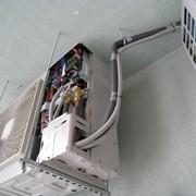 Ремонт вентиляционного и климатического оборудования. фото