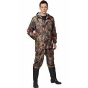 Костюм Турист (куртка, брюки) (ткань Оксфорд) КМФ Лист фото