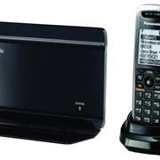 Телефон Panasonic KX-TGP500B09 Sip-DECT фото