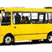Малый городской автобус ISUZU A092 фото