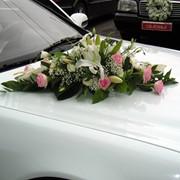 Свадебное оформление машин фото