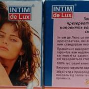 Презервативы Интим де люкс увлажненный фото