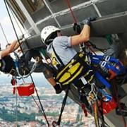 Работа для промышленных альпинистов за границей