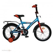 """Велосипед 2-х 14"""" ASTRA синий 60735-КХ фото"""