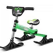 Самокат с лыжами Small Rider Trio (Green) фото