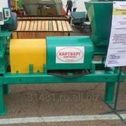 Пресс для отжима масла холодным способом. Модель МП- 200 «Картберг». фото