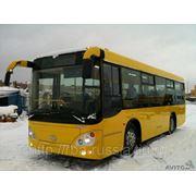 Автобус Higer KLQ6891GA город