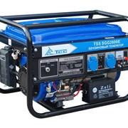 Бензиновый генератор (электростанция) TSS SGG 2800E фото