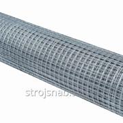 Сетка сварная в рулоне 50х50х1,6мм оцинкованная фото
