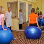 Лечебная физкультура . фото