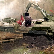 Лесопожарный трактор МТ-ЛБ-ЛПТ фото