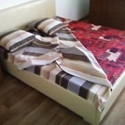 Перетяжка кровати фото