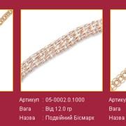 Цепи и цепочки золотые Au 585° пробы фото
