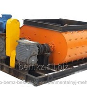 Двухвальный бетоносмеситель БСП-1300 фото