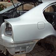 Крыло заднее кузова Skoda Octavia A5 фото