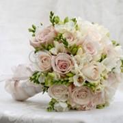 Свадебные букеты. фото