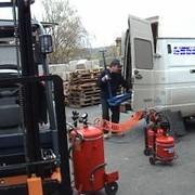 Заказать сервисное обслуживание и ремонт вилочных погрузчиков в Украине фото
