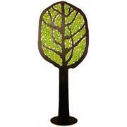 Витринные деревья (плоские) фото