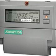 Электросчетчики Меркурий 200.02 однофазные многотарифные 5-60A фото