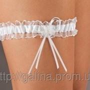 Подвязка женская на свадьбу фото