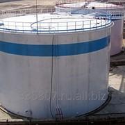 Резервуар вертикальный РВС–3 000 м3 фото