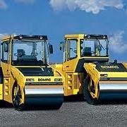 Катки дорожные вибрационные BOMAG BW 203 AD-4 АМ фото