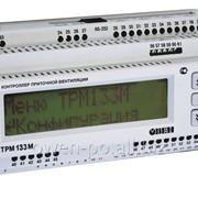 Контроллер для систем вентиляции и кондиционирования ТРМ133М-РРРИОР.02 фото