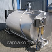 Молочный холодильный танк No. 13 Мюллер/Serap фото