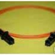 Шнур оптический монтажный (пигтейл), 9/125 MTRJm/UPC 1м. фото