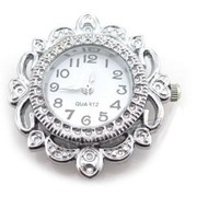 Часики, Серебро 30мм фото