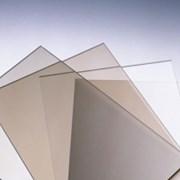 Монолитный поликарбонат 2 мм (резка в размер) фото