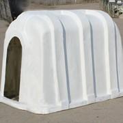 Домик для теленка L150*W135*H135 фото