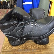 Зимние ботинки фото