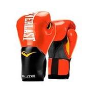 Перчатки боксерские Everlast Elite Prostyle P00001241 8 унций красный фото