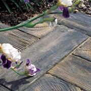 Декоративная плитка для сада фото