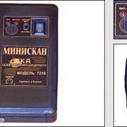 Металлодетектор досмотровый селективный Минискан-7210 фото