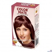 Крем-Краска Color Mate Hair Color Cream - Mahogany Махагони 60мл+60мл+10мл фото
