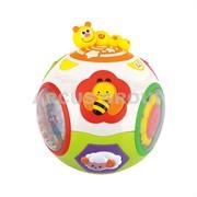 Веселый шар-неваляшка многофункциональная игрушка фото