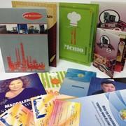 Бланки, брошюры, буклеты, каталоги фото