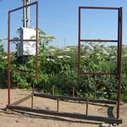 Садовые металлические ворота от производителя фото