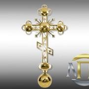 Кресты на купольные, православные фото