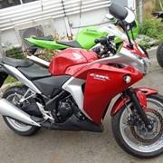 Мотоцикл спортбайк No. B4556 Honda CBR250R фото