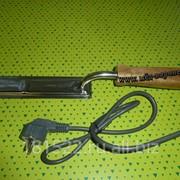 Нож электрический 12v с регулировкой температуры и само отключен фото