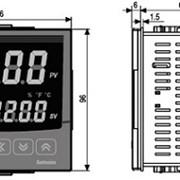 Измеритель-ПИД регулятор TK4L-D4RR фото