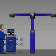 Стенд сход развал 3D Техно Вектор V 7204 T S фото