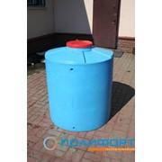 Бак для воды 700 л (Ц700) фото