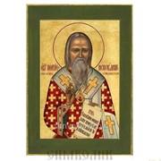 Икона свт. Афанасий, Сахаров епископ Ковровский