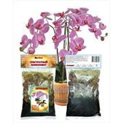 Орхидея, Набор субстратных компонентов фото