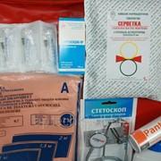Аптечка медицинская для суден фото